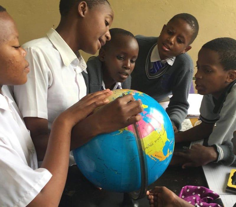 Mtakuja Secondary School in Tanzania
